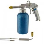 Пистолет за нанасяне на восък в кухини и купе